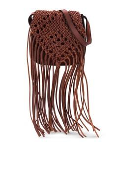 Weaving Sling Bag