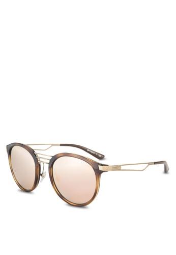 Vogue brown In Vogue Sunglasses VO655GL59GSUMY_1