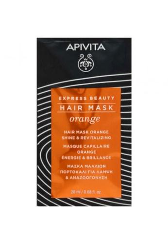 APIVITA Apivita Shine & Revitalizing Hair Mask 6x20ml 65E3DBE2215BB5GS_1