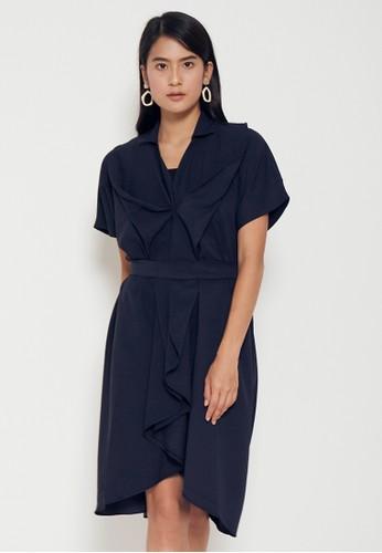 Zoe blue Jolene Dress 102FAAAC10EF2AGS_1