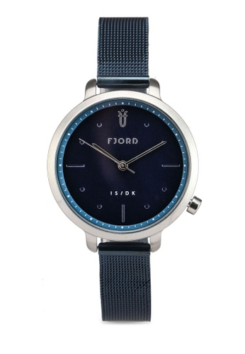 Fjord blue Akureyri Watch FJ204AC0SBTVMY_1