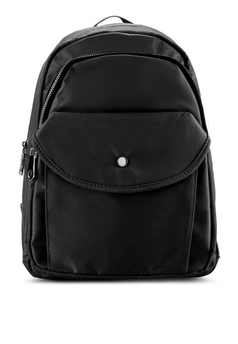 NUVEAU Lzalora 包包 pttightweight Nylon Backpack, 包, 包