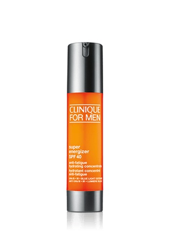 Clinique Clinique For Men Super Energizer™ SPF 40 Anti-Fatigue Hydrating Concentrate 48ml 8D325BEECFFD05GS_1