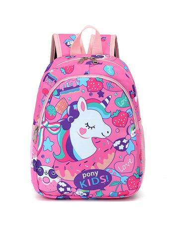Twenty Eight Shoes pink VANSA Animal print Backpacks VAK-Bp7803 041A5KC8A0C0C4GS_1