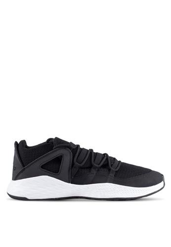 Nike black Men's Jordan Formula 23 Low Shoes NI126SH0RWESMY_1