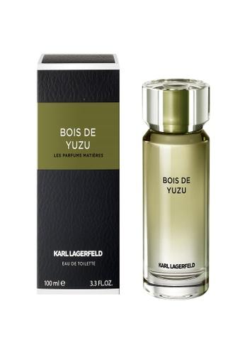 Karl Lagerfeld Fragrances green Karl Lagerfeld Bois De Yuzu EDT 100ml DFA92BECE30CB4GS_1