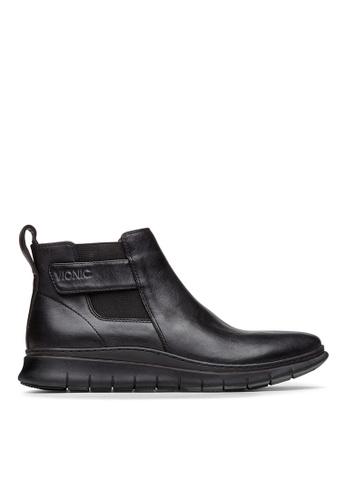 Vionic black Kaufman Casual Sneaker B3BF2SH4048179GS_1