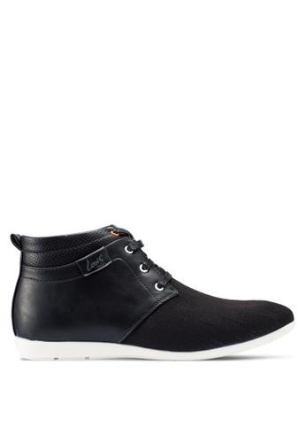 Louis Cuppers black Louis Cuppers Sneakers 55B12SH05CA534GS_1