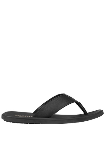 Tomaz black Tomaz C415 Mens Sandals (Black) B0906SH0828467GS_1