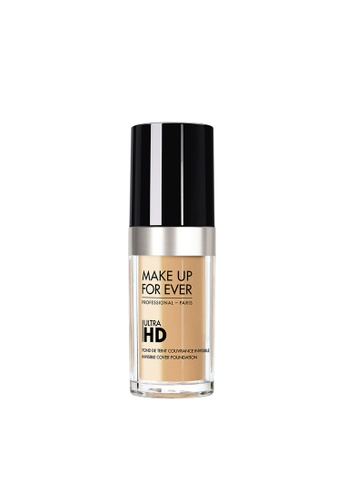 MAKE UP FOR EVER beige ULTRA HD FOUNDATION - Fluid Foundation 30ML Y315 EA93EBE784CF55GS_1