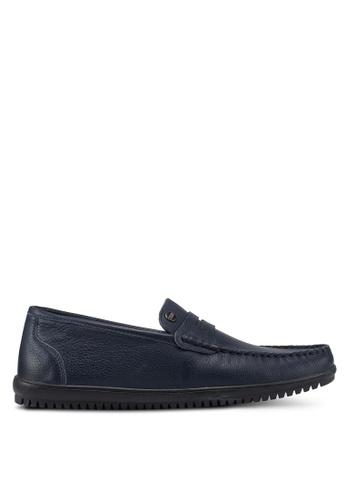 Carlton London navy Slip On Loafers D368FSH8EC8CEEGS_1