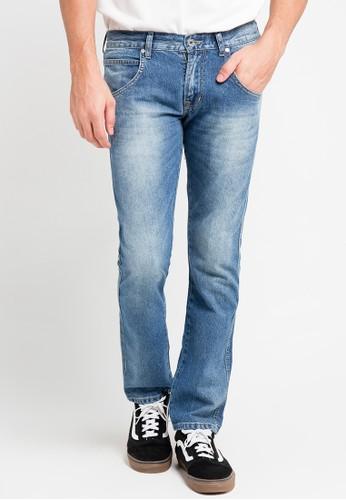 EDWIN blue Edwin Long Jeans Pants 508-04-21 - ED179AA0URHGID_1