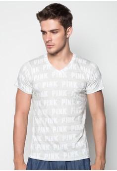 Clark Men's V-Neck T-Shirt