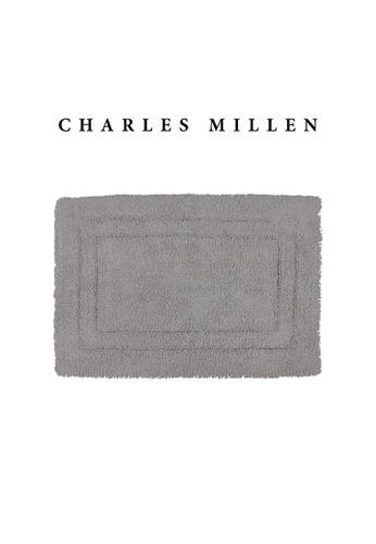 Charles Millen SET OF 2 Charles Millen Suite Matrice Tufted Bath Rug ( 40cm x 60cm )360g F38EEHLD38B5FBGS_1