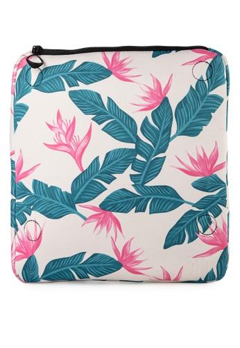 624e9ed06 Jual hurley Neoprene Print Clutch Bag Original | ZALORA Indonesia ®