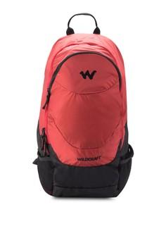 Vara Red Laptop Backpack