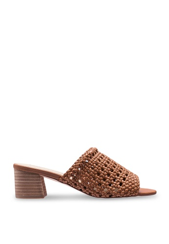 Therapy brown Picasso Heels 7BC0DSH8E62EFEGS_1