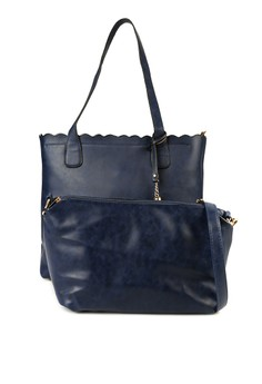 Colleen 215 Tote Bag With Sling Bag
