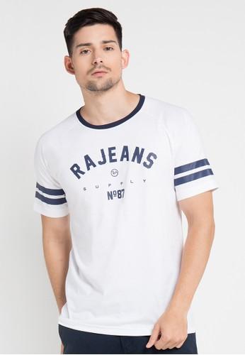 RA Jeans white Ram7 165 W Ss RA626AA0VXW9ID_1