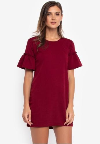 049e1a0e17d Shop RUESALIDOU Sherry Short Dress Online on ZALORA Philippines