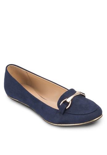 Lofty 金飾樂福鞋、 女鞋、 鞋DorothyPerkinsLofty金飾樂福鞋最新折價
