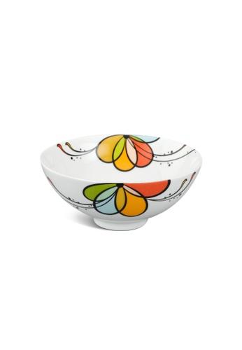 Minh Long I white Balloon: Porcelain Soup Bowl (18cm) 78C37HL4447E05GS_1