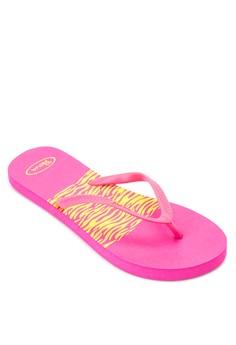 Jewel Flip Flops