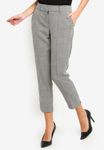 Dorothy Perkins 多色 Check Tailored Ankle Grazer 3D4AFAAAFFE2D7GS_1