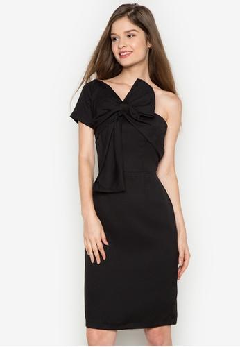 Madelaine Ongpauco Barlao black Lala Dress MA508AA0JAQPPH_1