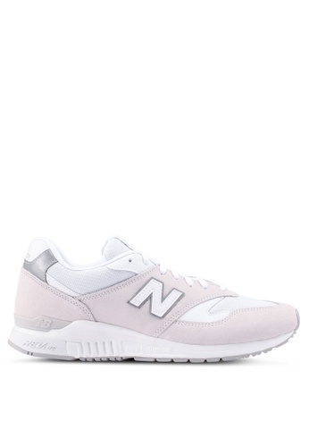 New Balance grey 840 Lifestyle Sneakers 29DBESH0A41200GS_1