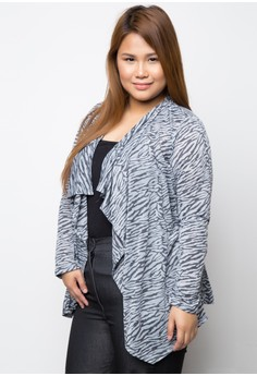 Charlotte Plus Size Cardigan