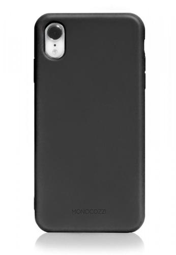 Monocozzi black LUCID PLUS - Shock Resistant Case for iPhone XR - Black 6CDA8AC2DF4766GS_1