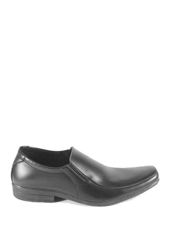 Dr. Kevin black Dr. Kevin Men Dress & Bussiness Formal Shoes 13198 - Black DR982SH0U5ZUID_1