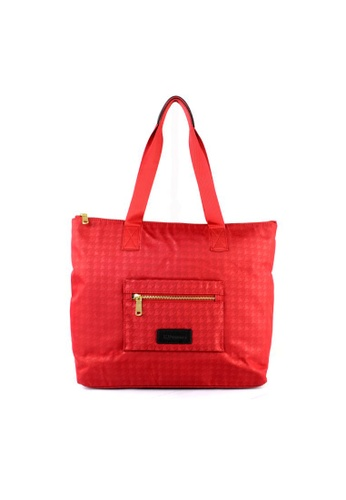 RENOMA Paris red Renoma Ladies Tote Bag 1905099-03 D4816AC22CC35BGS_1