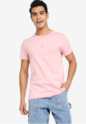 Tommy Hilfiger pink Recycled Cotton Tee F4D1EAAF31F011GS_1