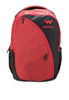 Avya Red Laptop Backpack