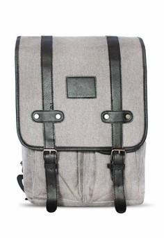 Denim Casual Backpack 824