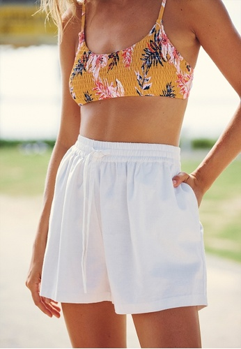 Cotton On white Pull On Short 46FFCAA5B5546EGS_1