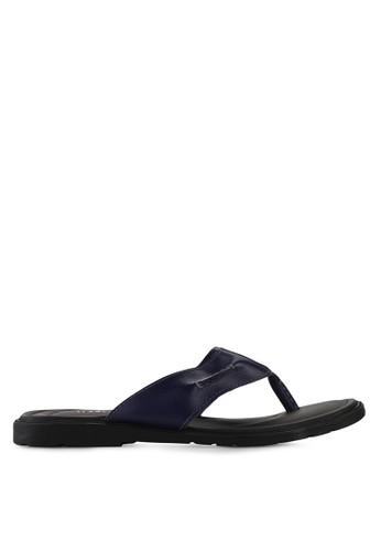 MARC & STUART Shoes blue Nicon 1 MA456SH79OJCID_1