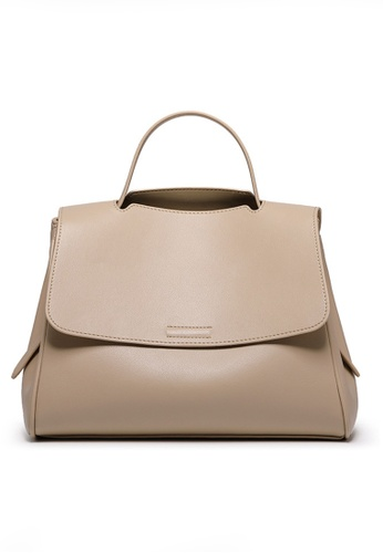 Twenty Eight Shoes brown VANSA Nappa Leather Hand Bag VBW-Hb10070 6869BAC7A1787BGS_1