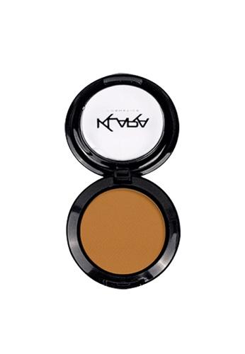 KLARA COSMETICS gold Shimmer Eyeshadow #36 - Gold Carat DA947BE1ECE429GS_1