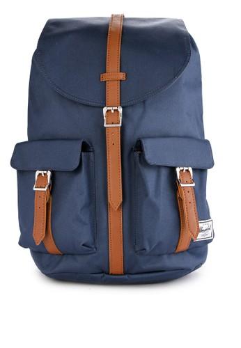 Herschel navy Dawson Backpack 63B49AC2755831GS_1