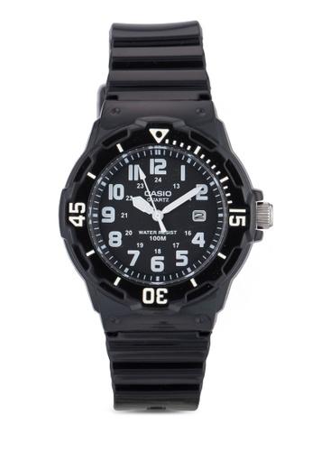 Casio black Casio Analog Resin Black Ladies Watch CA843AC38XXTMY_1