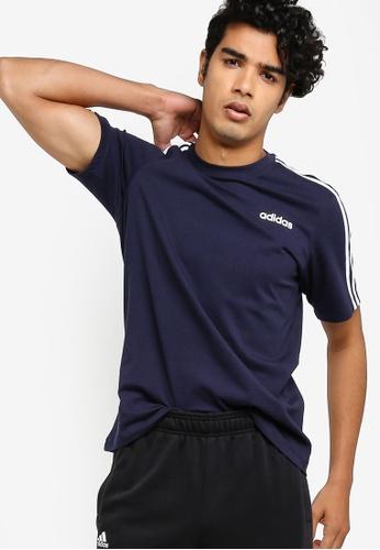 Adidas Stripes Adidas Essentials Essentials 3 Tee Adidas Essentials Tee Stripes 3 PXkOiuZ