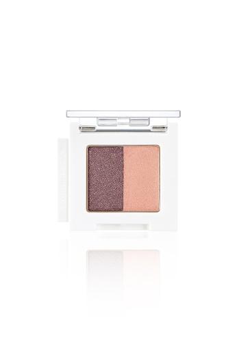 Mono Cube Eyeshadow (Dual) PP01 Violet Stone