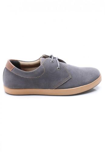 Sogno grey Sogno Okhosa 0054 Sneaker Shoes Abu-Abu SO956SH50PBTID_1
