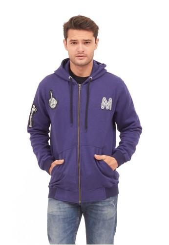 MUGABE blue MUGABE mens sweater harzel blue 35896AA54DC0E6GS_1
