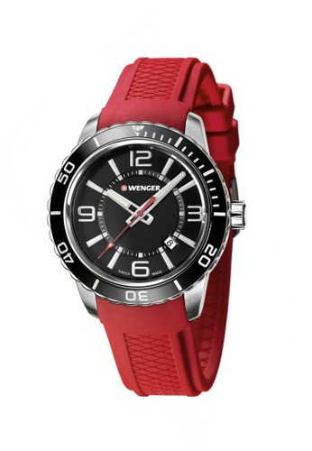 Wenger red ROADSTER - GENT 45 mm Red B1C55AC58D87FDGS_1