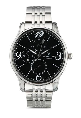 Daniel Klein silver Daniel Klein Silver Male Watches - DK11604-4 10702ACCFE8A47GS_1