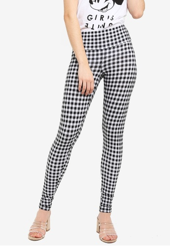 Cotton On black and white Tranquil Leggings 15910AA453F83CGS_1